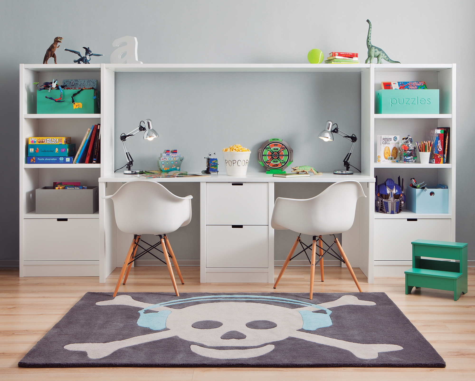 o acheter un bureau pour enfant. Black Bedroom Furniture Sets. Home Design Ideas