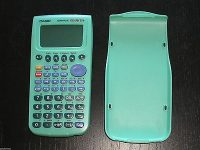 calculatrice scientifique casio