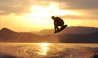 wakeboard figure