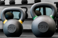 exercice musculaire Kettlebell